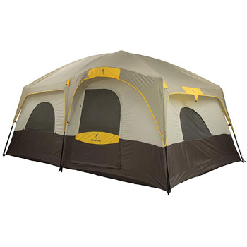 BROWING Big Horn 2-Room Camping Tent