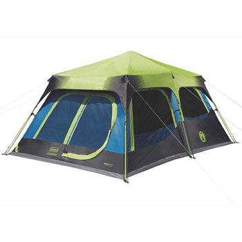COLEMAN Cabin 10-Person Family Size Tent
