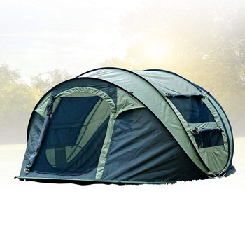 FiveJoy Instant Pop-up Camping Tent 1-3 Person