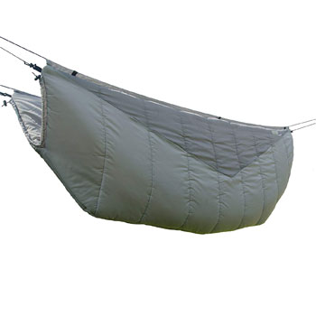 Go Outfitters The Adventure Under Quilt Camping Hammock with Insulation