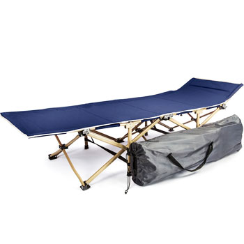 KyRush It Camping cot for adults and kids