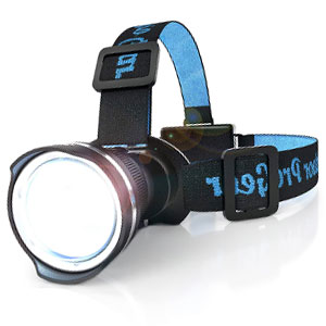 Lighthouse Beacon Super Bright LED Headlamp