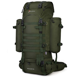 Mardingtop 65L Internal Frame Backpack