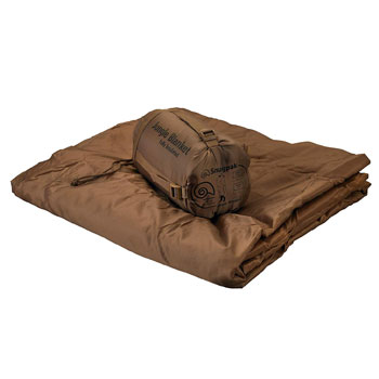 SnugPak Jungle Polyester Camping Blanket