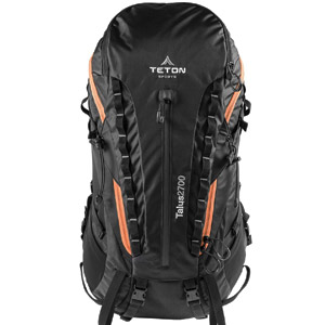 TETON Sports Talus 2700 Lightweight Camping Backpack