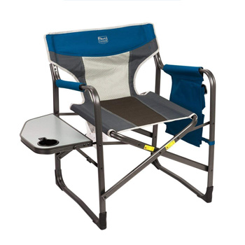 Timber Ridge Director Folding Aluminum Camping Chair Portable Lightweight