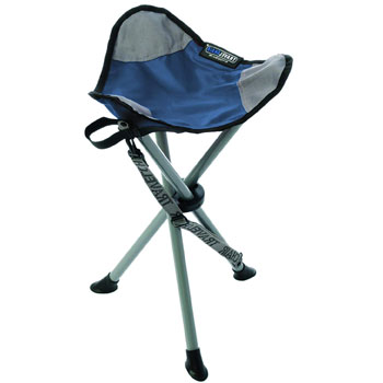 TravelChair Slacker Super Compact Tripod Stool for Camping