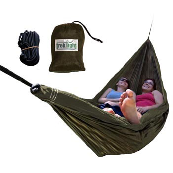 Trek Light Gear Camping Hammock Lightweight Nylon
