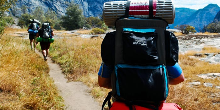 camping backpack reviews and features