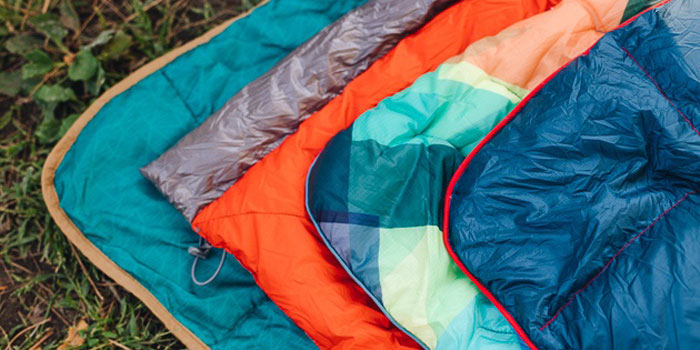 camping blanket fabrics and features