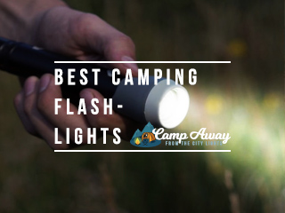 best camping flashlights featured
