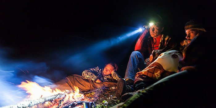 8 Best Camping Headlamps (Reviews / Guide 2020)