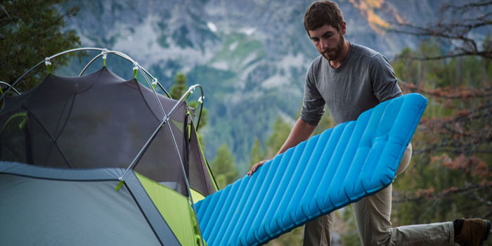 camping sleeping pad reviews