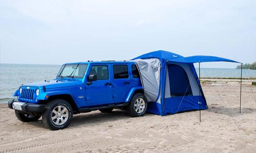 car camping tent sizes