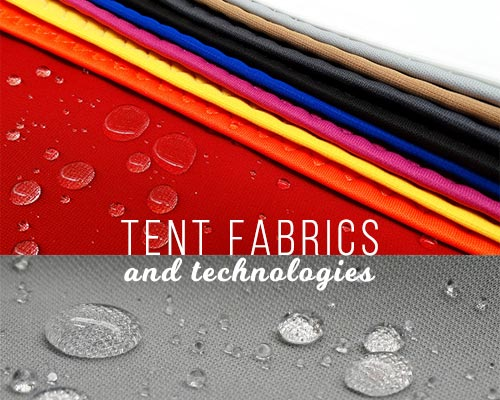 family camping tent fabrics and technologies