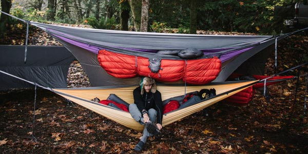 hammock camping equipments