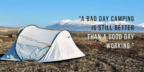 pop-up camping tent buying guide