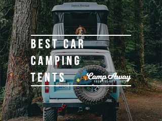 best car camping tents featured