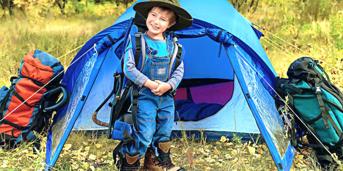 essential family camping gear