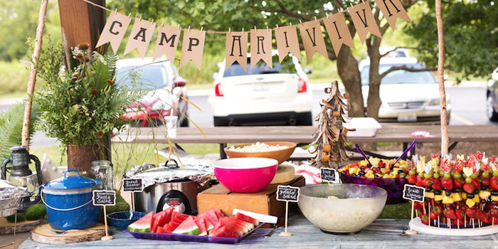 summer camping food ideas