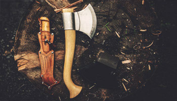 hatchets for camping