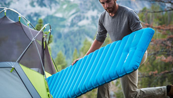 sleeping pads for camping