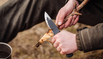 knives for camping