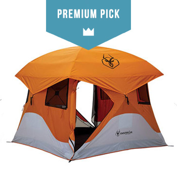 7610b26a22 The 6 Best Pop-Up Camping Tents - (Reviews & Buying Guide 2019)