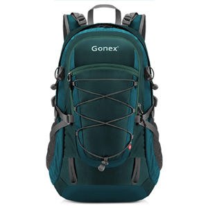 Gonex Updated 35L Water Repellant Camping Backpack