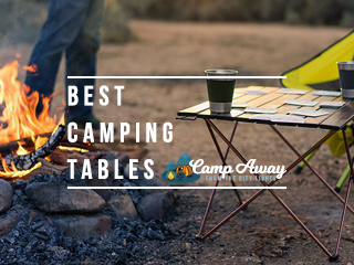 best camping tables featured