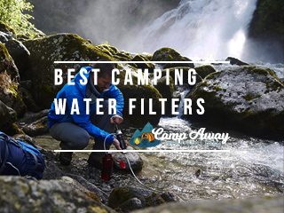 camping water filter