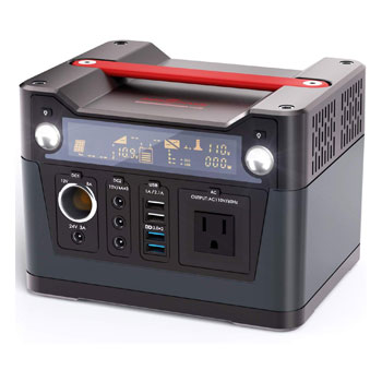 ROCKPALS Small Generator with Lithium Power Station