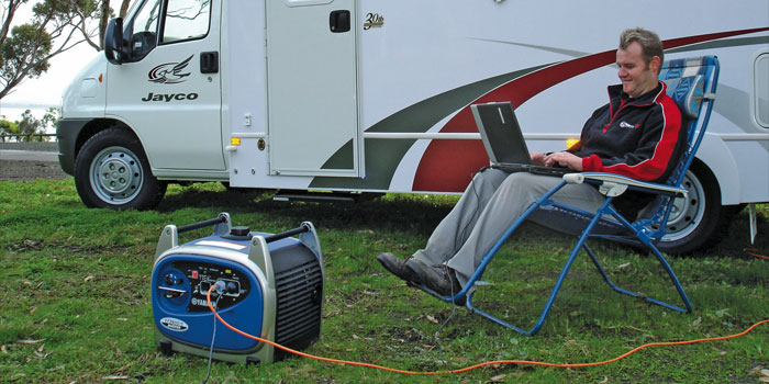 portable generator for rv camping