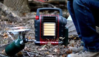camping tent heaters