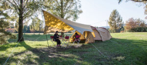 Best Camping Tarps Featured Image