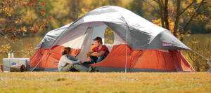 Best Family Camping Tent Featured