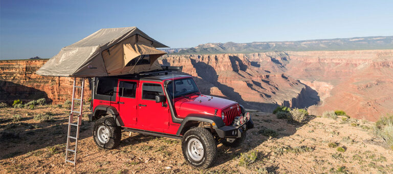 best car camping tents featured image