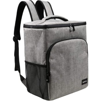 HANICOL Insulated Backpack Cooler, Large