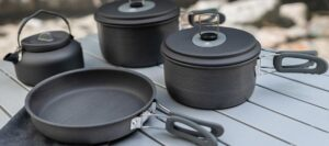 Best Camping Cookware Set Featured Image