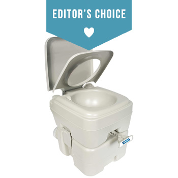 Editor's Choice Camping Toilet