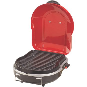 Coleman Fold N Go + Propane Grill