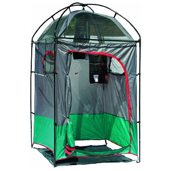 Texsport Instant Portable Outdoor Camping Shower Privacy Shelter Changing Roo