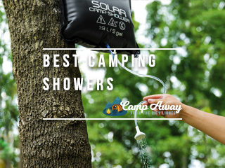 best camping shower reviews