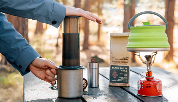 camping coffee maker reviews and tips