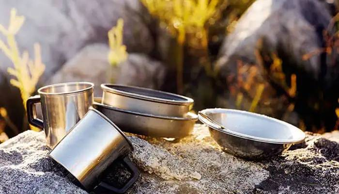 camping cookware set reviews