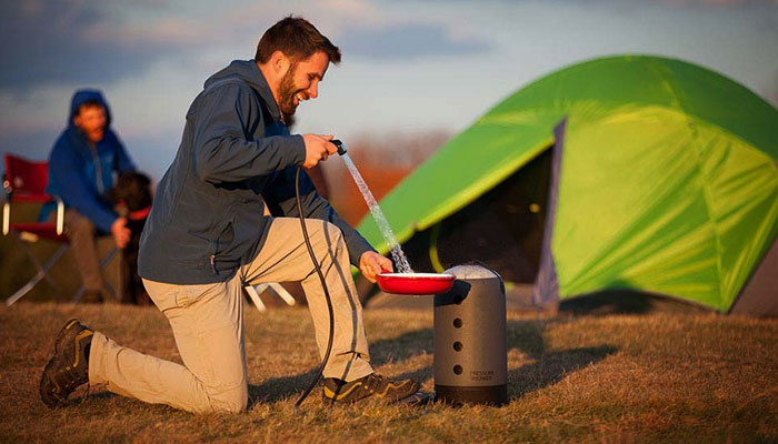 camping shower buying guide