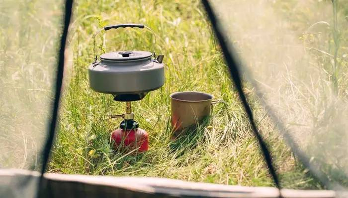 camping stove types