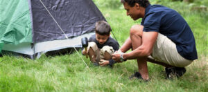 Tips-for-Staking-Your-Camping-Tent-on-Different-Ground-Types-Featured-Image
