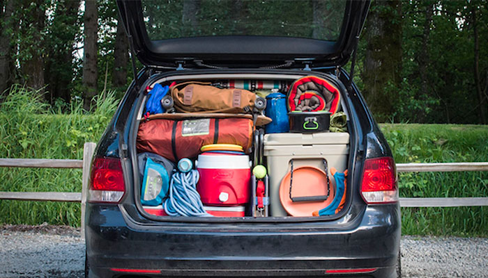car camping preparation tips