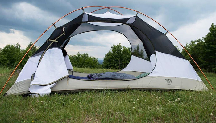 how to cool your camping tent